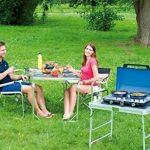 Campingaz Cuisinière à gaz - Stove&Grill 400-SG - 2 x 2200 Watt de la marque Campingaz image 1 produit