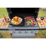 Campingaz Culinary Modular 2000014576 Plat de cuisson pour Volaille Gris/Noir 32 x 31 x 8 cm de la marque Campingaz image 2 produit