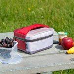 Campingaz Glacière Souple Déjeuner Isotherme avec Boîte et Accumulateur de Froid de la marque Campingaz image 3 produit