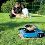 Campingaz Réchaud de table bistro 2+ 3cartouches à gaz Campingaz originales incluses–Puissance 2300W + étui et allumage piezo de la marque ALTIGASI image 2 produit