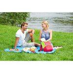 Campingaz Sac à dos isotherme souple BacPac Pink Daisy 9 litres de la marque Campingaz image 3 produit