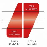 Caso S-Line Plaque Induction Mobile à double induction Doppelinduktion noir de la marque Caso image 2 produit