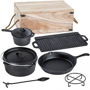 casserole en fonte TOP 5 image 0 produit