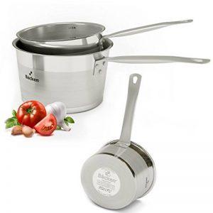 casserole inox TOP 8 image 0 produit