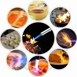 Chalumeau brûleur à gaz, chalumeau de cuisine au butane pour allumer les barbecues et faire la cuisine de la marque Powstro image 1 produit