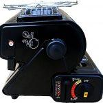 Chauffage portable de camping et cuisinière à gaz butane 2 en 1 - 1,3kW - Pêche d'extérieur de la marque NJ image 4 produit
