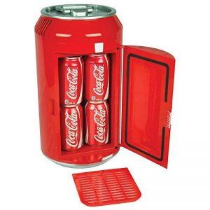 Coca Cola CC06 Frigo Électrique Mixte Adulte, Rouge de la marque Coca Cola image 0 produit