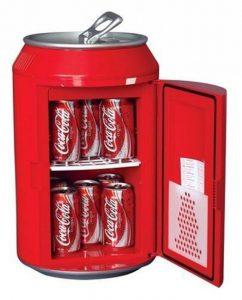 Coca Cola CC12 Frigo Électrique Mixte Adulte, Rouge de la marque Coca Cola image 0 produit