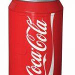 Coca Cola CC12 Frigo Électrique Mixte Adulte, Rouge de la marque Coca Cola image 1 produit