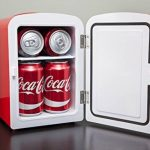 Coca Cola KWC4 Frigo Électrique Mixte Adulte, Rouge de la marque Coca Cola image 1 produit