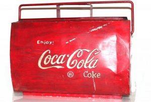 Coca Cola rétro Glacière de la marque Hazenkamp image 0 produit