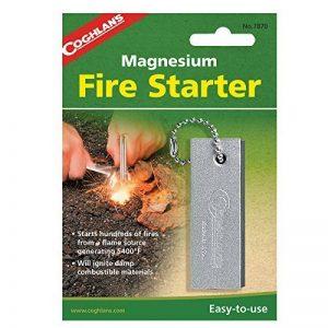Coghlan's Allume-feu - Silex avec du magnésium de la marque Coghlan's image 0 produit