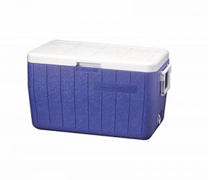 Coleman Glacière Rigide grand format 48QT Poly-lite Cooler - 46 litres - garde la glace jusqu'à 3 jours de la marque Coleman image 0 produit