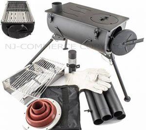 Comfort Kit de chauffage pour camping, poêle, barbecue, chauffage de la marque Other image 0 produit