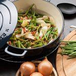 CookCasserole/Fonte de haute qualité / Ø 25 cm/3,1L /adaptés pour tous types de cuisson y compris l'induction et barbecue / lave-vaisselle/ Poignées ergonomiques de la marque Cook image 2 produit