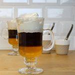 COOKUT - Ico Irish Coffee - Réalisez un parfait irish coffee maison chez vous - Outil spécial couche inclus - Set complet - Idéal pour tous les cocktails à couches de la marque Cookut image 2 produit