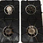 couvertures de gamme Réchaud à gaz Brûleur Sacs Nettoyer Tapis Pad Newroad cuisinière Protector Sheet 0,2mm à double épaisseur, réutilisable Réchaud à gaz protecteurs 4pcs antiadhésif de la marque NEWROAD image 1 produit