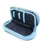DCCN Trousse Pochette Housse Isotherme Sac pour Diabétique Avec Poche de Gel Chaud/Froid (Bleu marine) de la marque DCCN image 4 produit