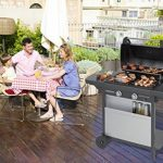 dimension grille barbecue TOP 3 image 3 produit