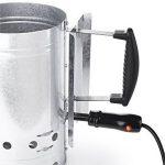 Démarreur de barbecue électrique Tristar BQ-2829 – contenance 2 kg – Sûr et rapide de la marque Tristar image 4 produit