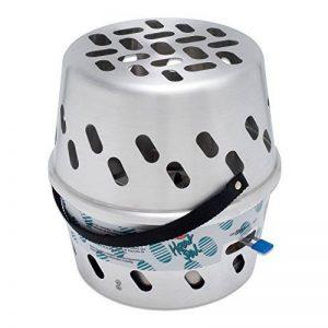 Dometic ORIGO 5100 Chauffage compact ou réchaud à alcool un feu,1500W, p150xh280xl285 mm de la marque Dometic image 0 produit