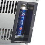 Dometic RC1205GC Glacière portable à absorption, 40L, TRIMIXTE 12/230V/Cartouche de gaz, 30°C en dessous de la température ambiante, p508xh441xl500mm, Norme FR de la marque Dometic image 2 produit