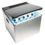 Dometic RC2200 EGP Glacière portable à absorption, 40L, TRIMIXTE 12/230V/Gaz, 30°C en dessous de la température ambiante, p443xh440xl500mm, Norme FR de la marque Dometic image 1 produit
