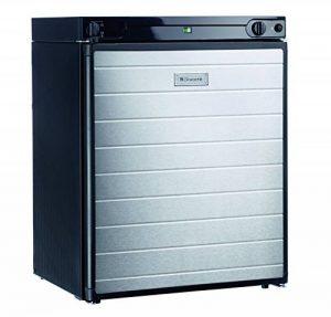 Dometic RF60 Réfrigérateur à absorption à poser, 61L, TRIMIXTE 12/230V/Gaz, 30°C en dessous de la température ambiante, p495xh617xl486mm, Norme FR de la marque Dometic image 0 produit