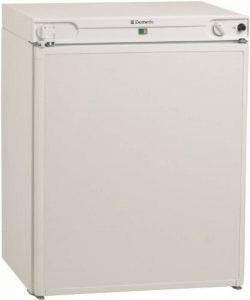 Dometic RF62 Réfrigérateur à absorption à poser, 56L, TRIMIXTE 12/230V/Gaz, 30°C en dessous de la température ambiante, p502xh617xl486mm, Norme FR de la marque Dometic image 0 produit