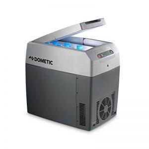 Dometic TC21FL Glacière électrique portable, 20L, 12-24V/230V, 30°C en dessous de la température ambiante, chauffage jusqu'à +65°C, p450xh420xl303mm, Norme FR, [Classe énergétique A++] de la marque Dometic image 0 produit