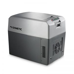 Dometic TC35FL Glacière électrique portable, 33L, 12-24V/230V, 30°C en dessous de la température ambiante, chauffage jusqu'à +65°C, p550xh460xl376mm, Norme FR [Classe énergétique A++] de la marque Dometic image 0 produit