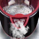 Duronic EK30 Bouilloire électrique de 3000W avec température réglable et thermostat – 40° / 60° / 80° / 100° C – Capacité de 1,5 litre – Fonction maintien au chaud - Double Paroi – Filtre anticalcaire de la marque Duronic image 3 produit