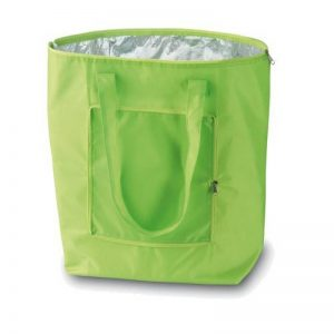 Ebuygb pliante Sac isotherme, Polyester, Vert, 21.59x 11.99x 4.6cm de la marque eBuyGB image 0 produit