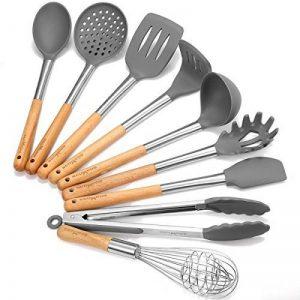 ensemble ustensile de cuisine TOP 10 image 0 produit