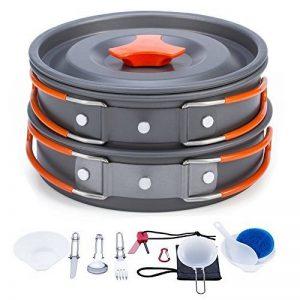 équipement cuisine camping TOP 10 image 0 produit