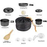 équipement cuisine camping TOP 14 image 1 produit