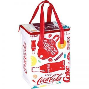 Ezetil Coca-Cola Fun Sac Isotherme Mixte Adulte, Multicolore de la marque Ezetil image 0 produit