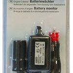 Ezetil Contrôleur de batterie pour glacières, noir de la marque Ezetil image 1 produit