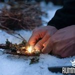 Fire Starter: Allume Feu Magnésium - Silex Pierre à Feu Magnésium Allume Survie Camping (Firesteel) de la marque Rummershof image 2 produit