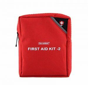 First Aid Kit Bag Trousses de premier secours Voyage / Extérieur Urgence Premier Soin Secouriste Maison Camping et Randonnée de la marque Amzdeal image 0 produit