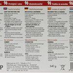 Flam'Up Allume-feu naturel Bois compresse 96 Cubes de la marque Flam'Up image 1 produit