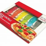 Galileo Casa 2406469Lot de couteaux à pizza, acier, multicolore, 6unités de la marque Galileo Casa image 1 produit
