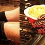 Gants chauds pour la cuisine de cuisson au barbecue - Mitaines de four résistantes à la chaleur - Offre une protection 350C - XL de la marque Culinary Couture image 1 produit