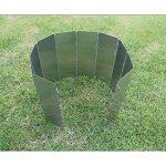 Gaz de camping Cuisine de plein air Pliable Poêle de coupe-vent pique-nique plaque en alliage d'aluminium coupe-vent Cuisinière à gaz Pare-brise LUFA de la marque LUFA image 4 produit