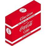 Glacière rigide pliable Coca-Cola Rouge Polyester isotherme Bandoulière réglable 36-1C-004 de la marque The Coca-Cola Coke Company image 4 produit