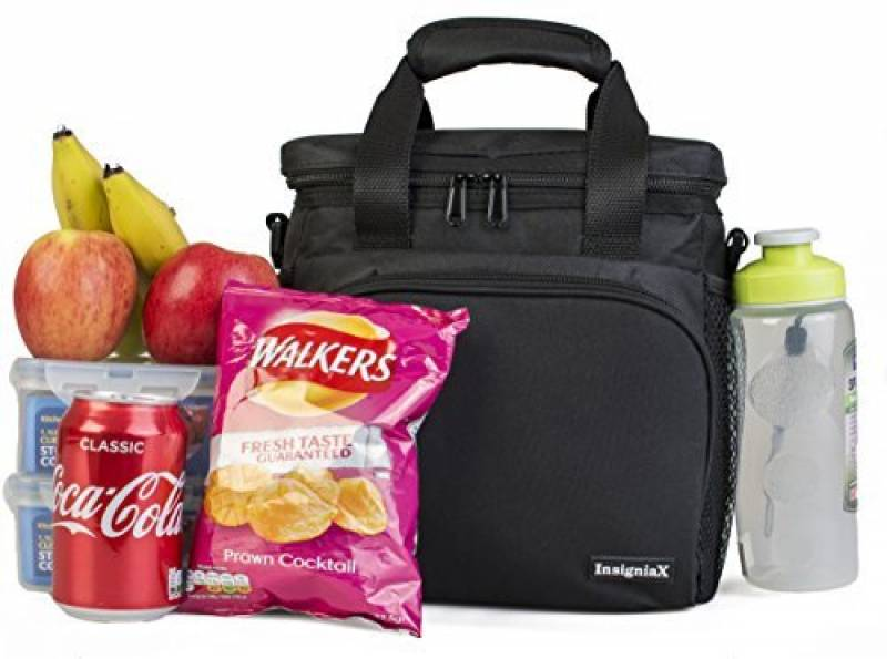 marine NEUF Thermos Radiance à deux compartiments Lunch Kit