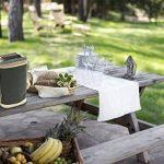 Greenfield Collection - Sac isotherme pour bouteille de vin en Vert Forêt de la marque Greenfield Collection image 4 produit