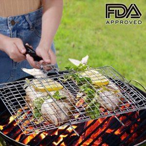 grille panier pour barbecue TOP 4 image 0 produit