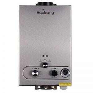 HB Chauffe-eau sans réservoir Gaz modulant technologie brevetée JSD12-S02 (LPG) de la marque H&B image 0 produit