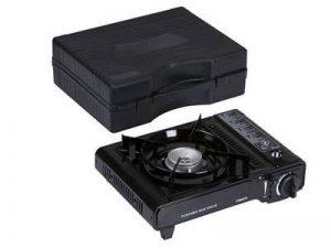 Home & Away 8711252867021 Réchaud A GAZ Transportable Acier Noir 37.0 x 26.0 x 12.5 cm de la marque Home & Away image 0 produit